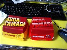 メガタマゴ&メガトマト