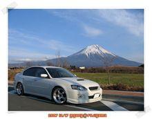 富士山キレイ!【2007 12/17】