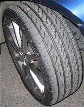 タイヤサイズとスピードメータ誤差
