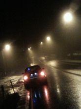 深夜の旧道R135
