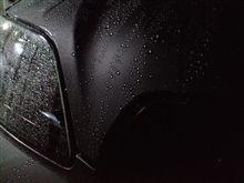 たぶん今年最後の洗車