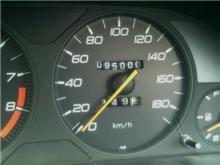 95000km,突破!