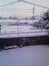冬休み  初日