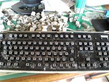 キーボードの大掃除