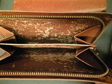 ビトンの財布が。。。
