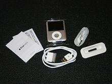 iPod nano 3Gについて その1