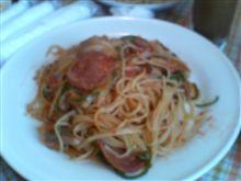 お気に入りのイタリア料理店