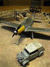 ▽高級ドイツ製練習機 アラドAr96