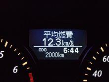 2000km達成♪