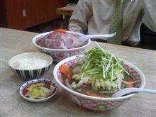 旧友と食事