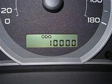 祝! 10,000m到達!