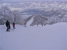 雪山オフ、明日になりました!