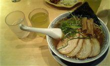 しょうゆチャーシュー麺