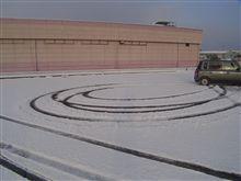 ラパンがくるりと輪を描いたぁ~♪