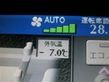 寒さ更新><!