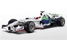 【F1】ホンダF1チームがニューマシンを発表