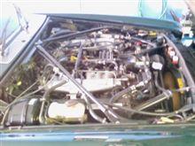 ダブルシックスのエンジン