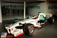 HONDA F1 RA108発表