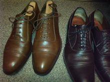 [55,221km]靴磨き