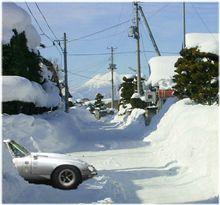 ロングノーズは、雪国ではツライ!!(笑)