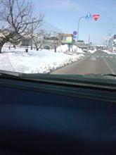 大雪? いえいえ冬になっただけです~