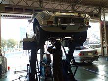 MGC GTのトラブル,修理,モディファイ編07