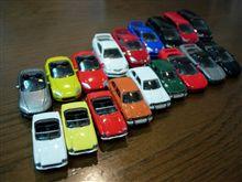 HONDAミニカーコレクション