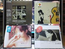 『J-BLUES compilation at the BEING studio』・・・36th SINGLE『瞳閉じて』・・・『異邦人』・・・37th SINGLE『も
