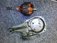MGC GTのトラブル,修理,モディファイ編08