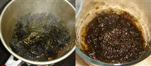 海苔の佃煮を作ってみたよ