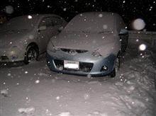 吹雪ふたたび