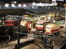 鉄道博物館に行ってきました