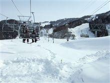 4回目のスキー