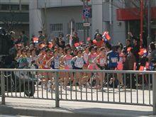 名古屋国際女子マラソン観戦