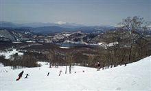 たんばらスキーは楽しかった