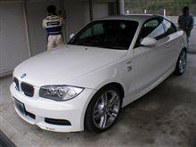 BMW 135i クーペ【動画】 セントラルサーキットタイムアタック(ノーマル)