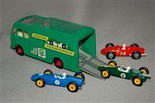 マッチボックス、K 5Bレーシングトランスポーター、、