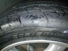 タイヤの図