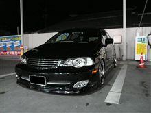 洗車......ι(・ω・ι;)フキフキ