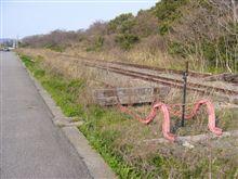 南海電車・最果ての駅の跡