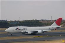 JALの貨物機