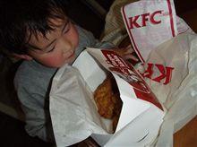 我慢できず・・・その13♪値上げ前のKFC