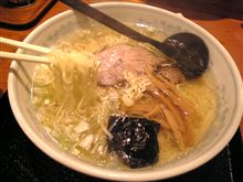 黄金の塩スープ