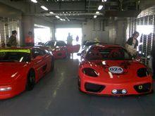 Ferrari Trophy 開幕戦 予選