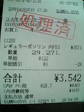おぉ、121円っ!
