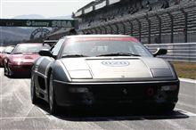 TimeMachineFestival2008 FerrariTrophy 決勝START