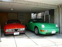 はじめまして! まずは2台のスポーツカーをご紹介。