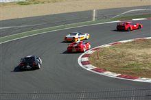 TimeMachineFestival2008 FerrariTrophy 決勝 1周目最終コーナーから