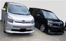VOXY新車コンプリート製作開始!!