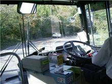 路線バスでD